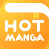 Hot Manga icon