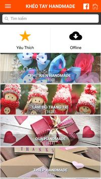 Khéo Tay Handmade poster