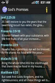 God's Promises 截图 2