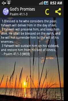 God's Promises 截图 3