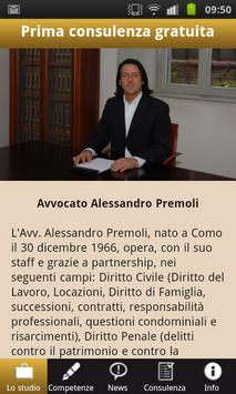 Avvocato Premoli screenshot 1