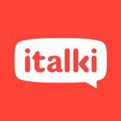italki Zeichen