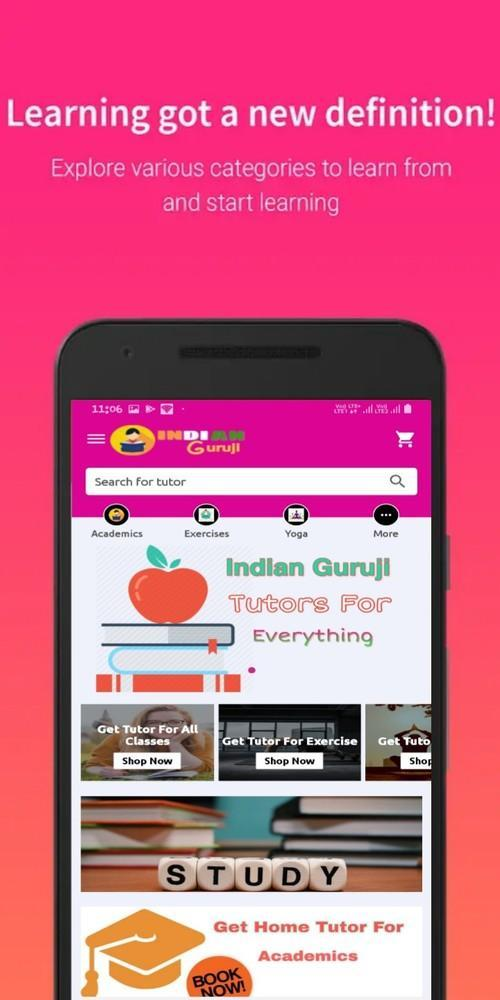 Indian Guruji- New Step Toward Brighter Future poster