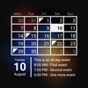 Calendar Widget ikona