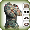 Suit : Army Suit Photo Editor - Army Photo Suit 圖標