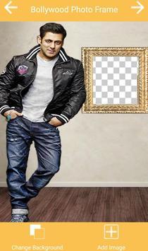 Bollywood Photo Frame screenshot 1