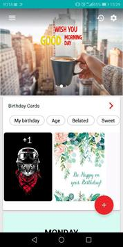 Greeting Cards for All Occasions Wizl poster