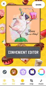 Greeting Cards for All Occasions Wizl screenshot 1