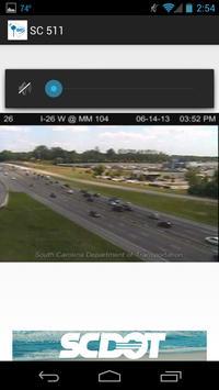 511 South Carolina Traffic screenshot 3