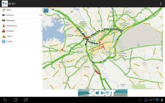 511 South Carolina Traffic screenshot 6
