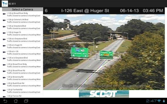 511 South Carolina Traffic screenshot 8