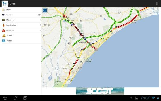 511 South Carolina Traffic screenshot 9