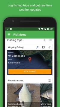 FishMemo screenshot 2