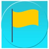 Banderas Y Lugares - Quiz icon