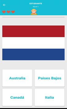 Banderas Y Lugares - Quiz poster