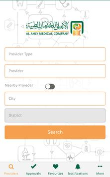 Al Ahly Medical Company - AMC screenshot 2