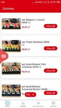 Sushi Master PL screenshot 1