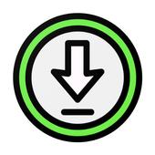 MAX Video Downloader - No Watermark icon