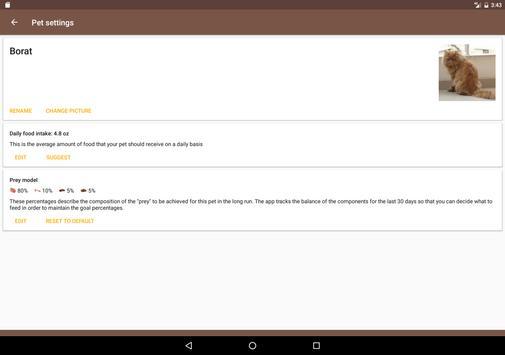 PreyModel Praw screenshot 8