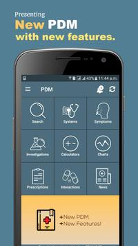 PDM poster