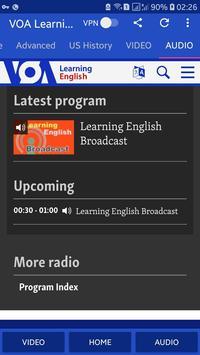 VOA Learning English screenshot 10