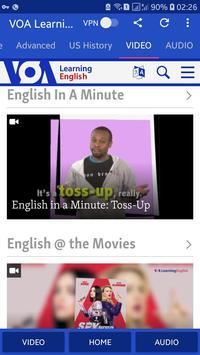 VOA Learning English screenshot 1