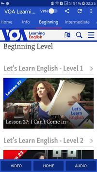 VOA Learning English screenshot 4