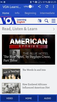 VOA Learning English screenshot 7