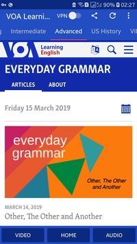 VOA Learning English screenshot 9