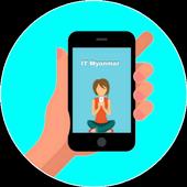 IT myanmar icon