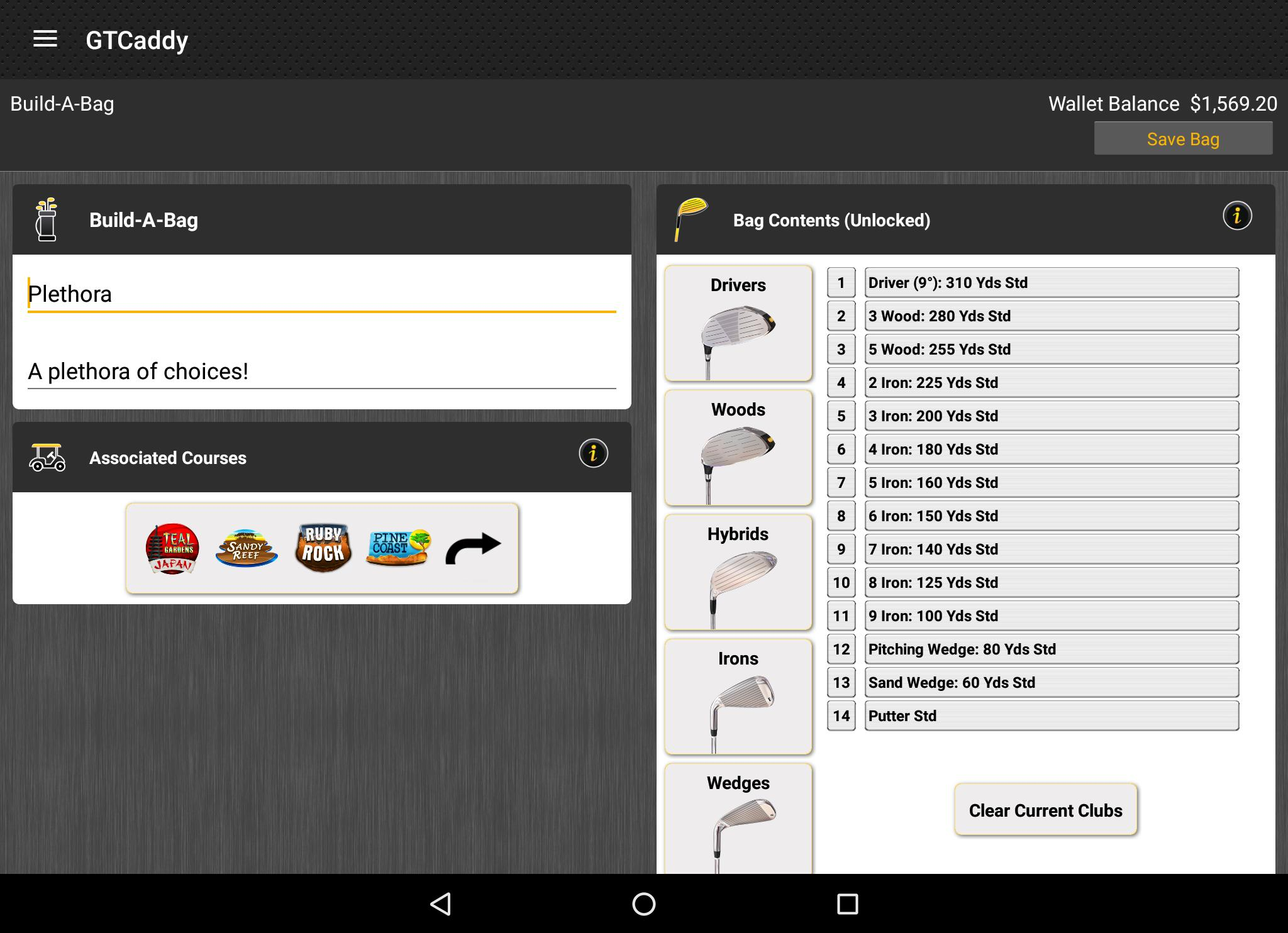 Golden Tee Caddy for Android - APK Download
