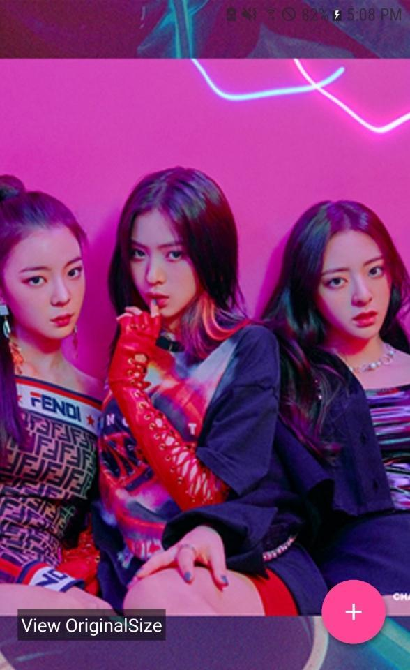 Itzy Wallpaper Hd Kpop For Android Apk Download