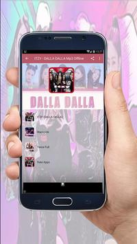 ITZY - DALLA DALLA Mp3 Offline screenshot 2
