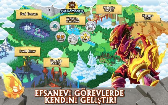 Knights & Dragons Ekran Görüntüsü 9