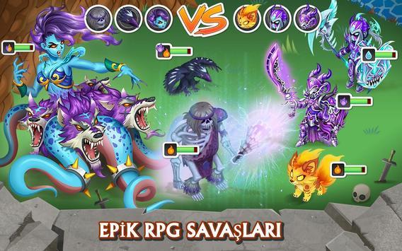 Knights & Dragons Ekran Görüntüsü 10