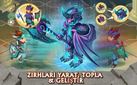 Knights & Dragons Ekran Görüntüsü 11