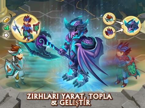 Knights & Dragons Ekran Görüntüsü 1