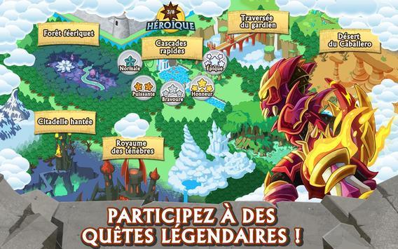 Knights & Dragons capture d'écran 10