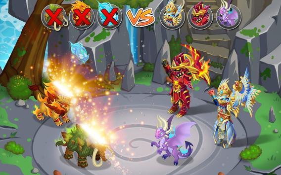 Knights & Dragons capture d'écran 11