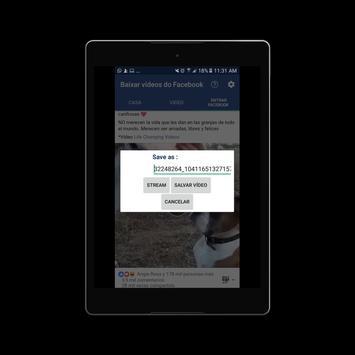 Video Downloader for Facebook screenshot 9