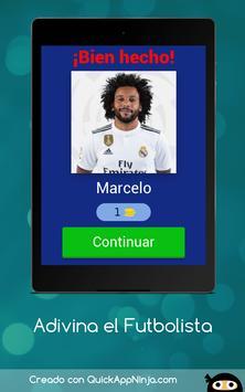 Adivina el futbolista screenshot 5