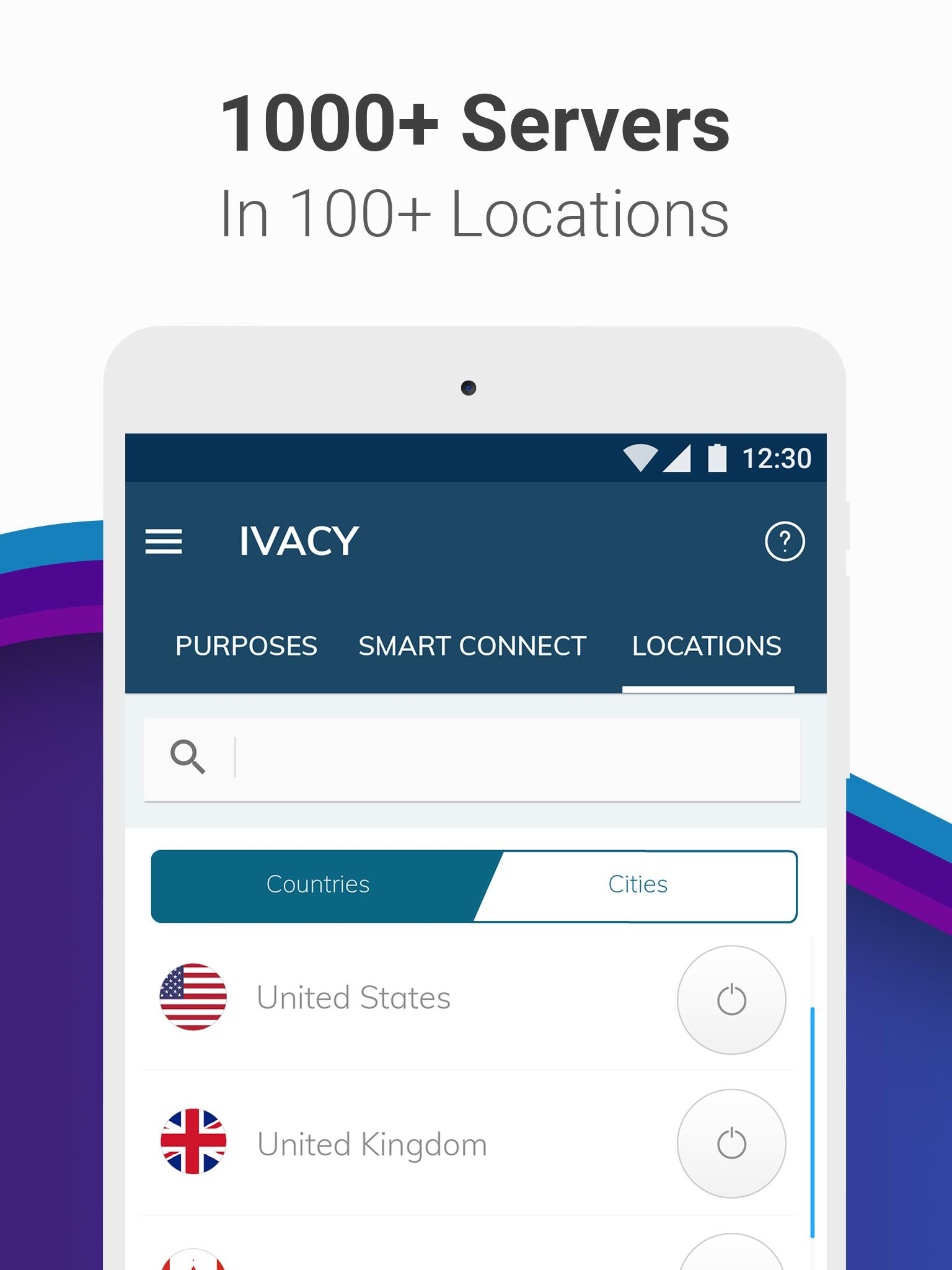 Ivacy for Android - APK Download