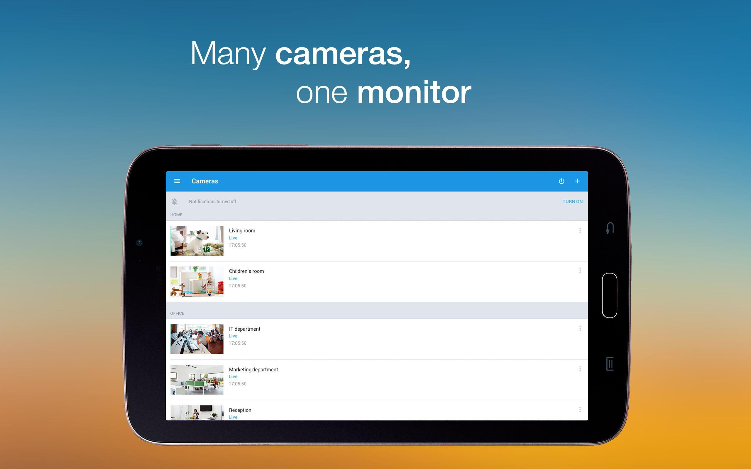 Video Surveillance Ivideon for Android - APK Download