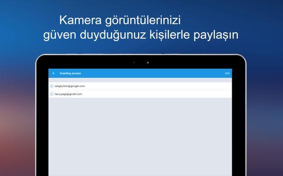 Ivideon Ekran Görüntüsü 9