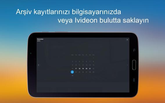 Ivideon Ekran Görüntüsü 12