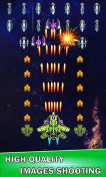 Galaxy sky shooting screenshot 2
