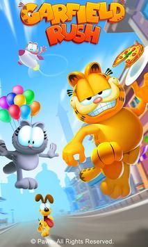 Garfield™ Rush poster