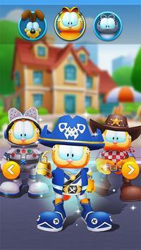 Garfield Rush screenshot 1