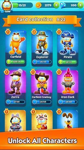 Garfield Rush Apk 3 9 4 Download For Android Download Garfield Rush Xapk Apk Bundle Latest Version Apkfab Com