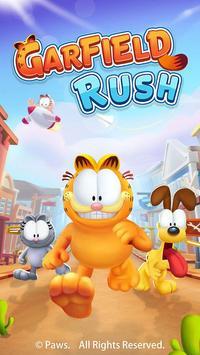 Garfield Rush screenshot 5